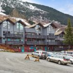 Alyeska Resort Mountain Condo Rental Building wide shot